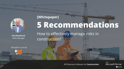 Whitepaper: 5 Recommendations
