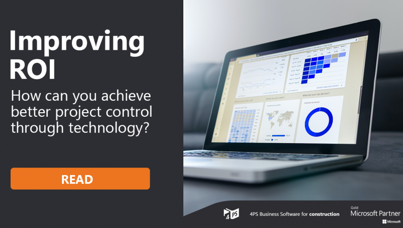 Better project control through technology