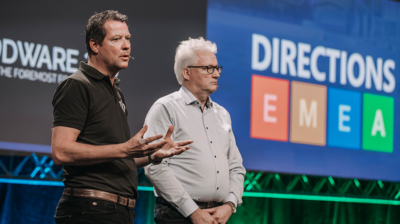 4PS speaks at Directions: The story of 700 users on Microsoft Cloud and more