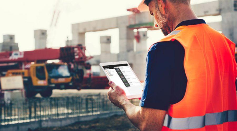 on-site-app-ipad-construction-site