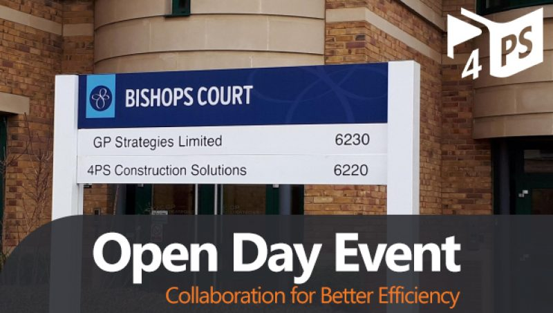 4PS Open Day | 20-6-2019