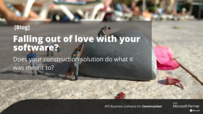 Blog: Falling out of love with your software?