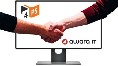 4PS announces partnership Awara IT